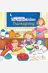 The Night Before Thanksgiving Paperback