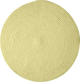 product image for Spring Meadow Round Rug, 12-Feet, Sprout Green