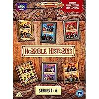 Horrible Histories: Series 1-6