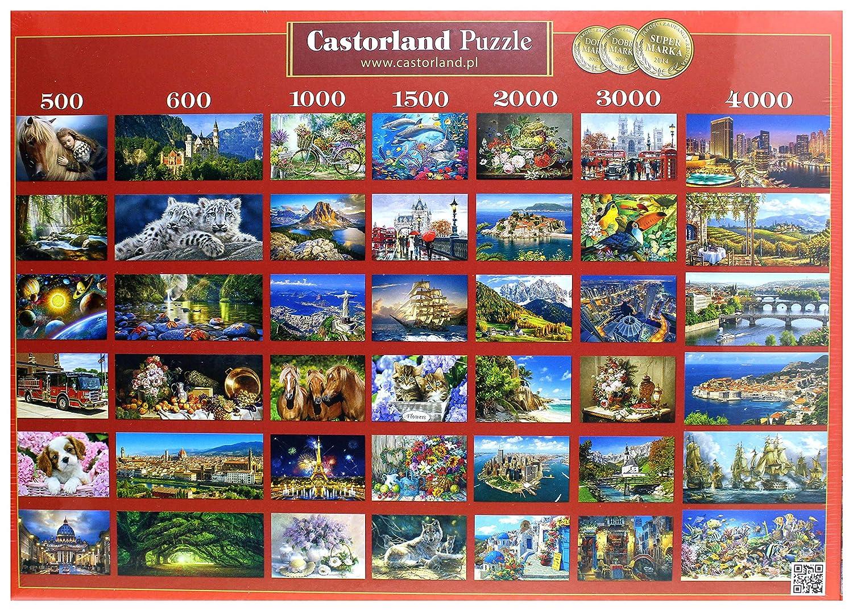 Castorland Fresh from The Garden Jigsaw Puzzle