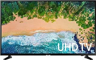 "Samsung UN50NU7090FXZX Smart TV 50"" 4K Ultra HD, Glossy Black (2018)"