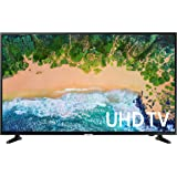 "Samsung UN55NU7090FXZX Smart TV 55"" 4K Ultra HD, Glossy Black (2018)"