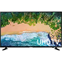 "Samsung UN50NU7090FXZX Smart TV 50"" 4K Ultra HD, Glossy Black (2018)"