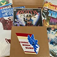 New 1 Comics Box - Marvel, DC, and Independent new #1 issues every month