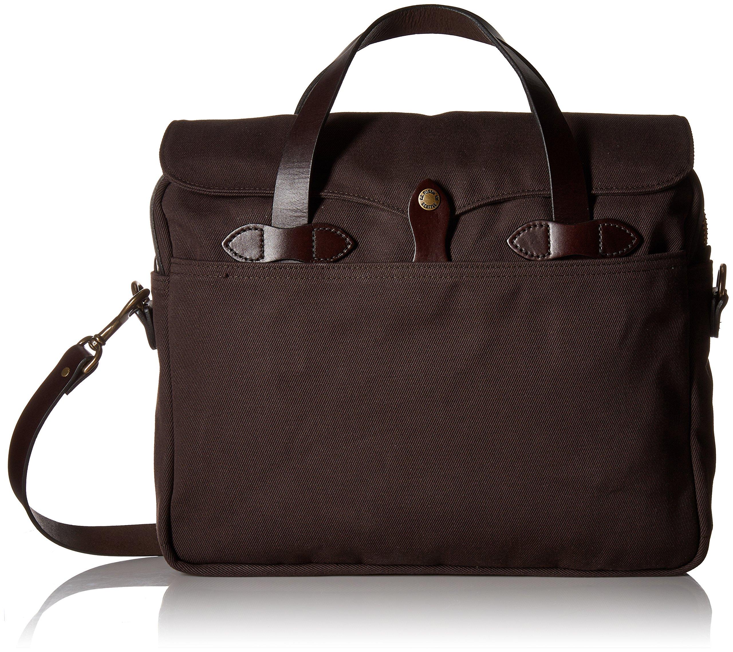 Filson Unisex Original Briefcase Brown 1 Briefcase
