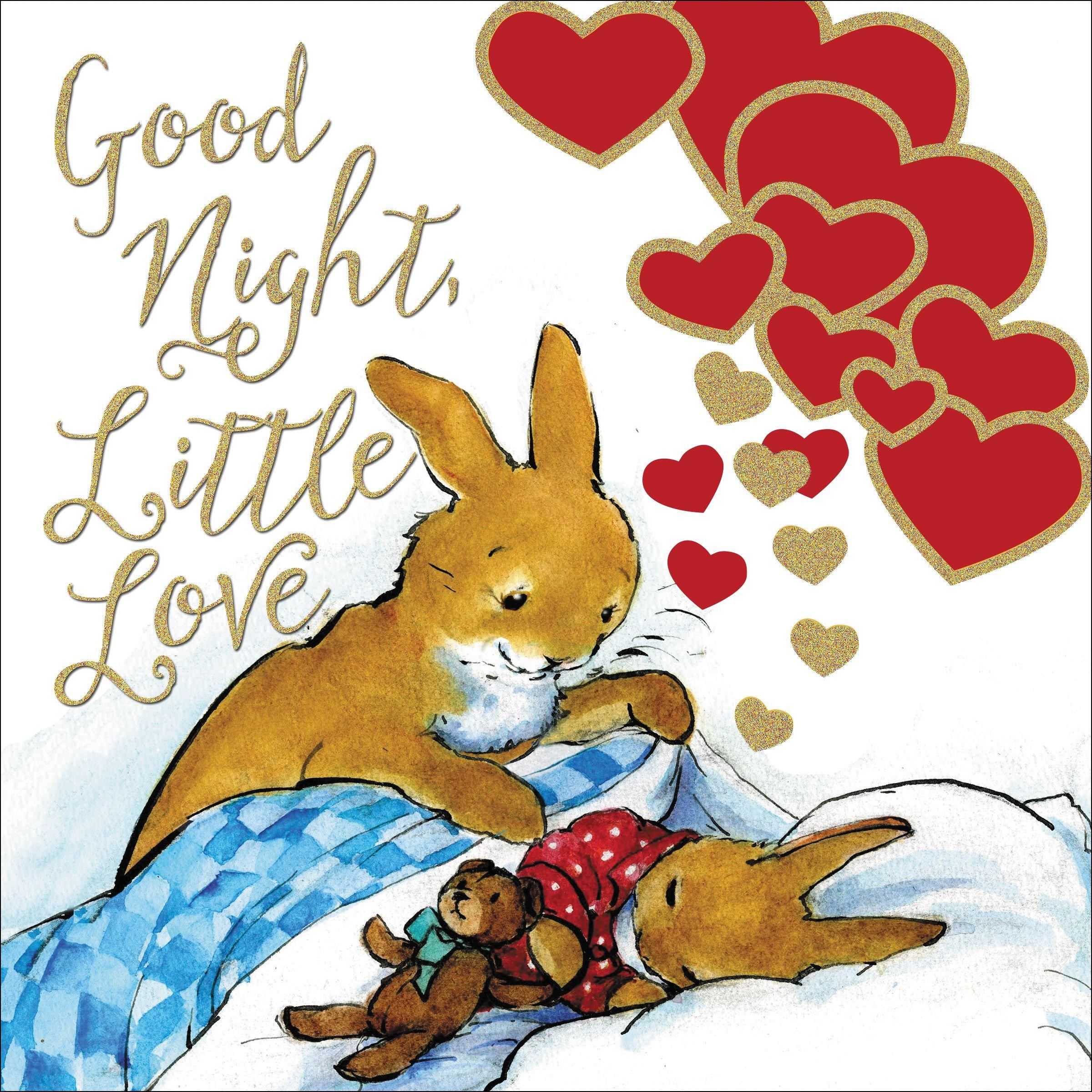 Good Night, Little Love pdf