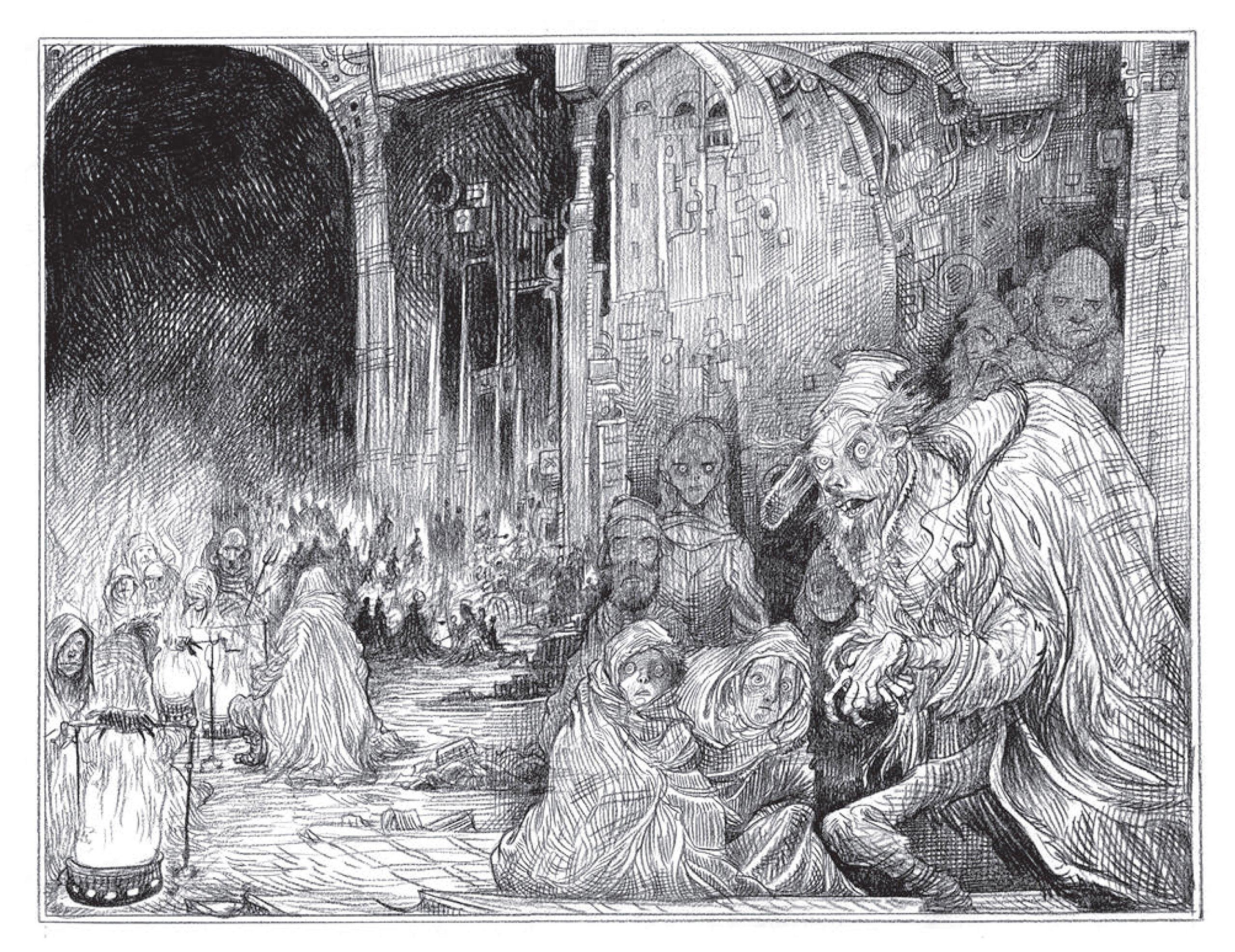 Neverwhere: the Illustrated Edition [Lingua inglese] : Gaiman, Neil,  Gaiman, Neil: Amazon.it: Libri