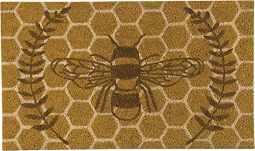Now Designs Doormat, Honeybee