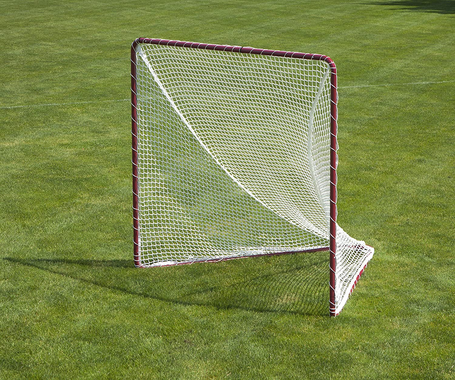 amazon com foldfast shotenheimer lacrosse goal with 5 mm net