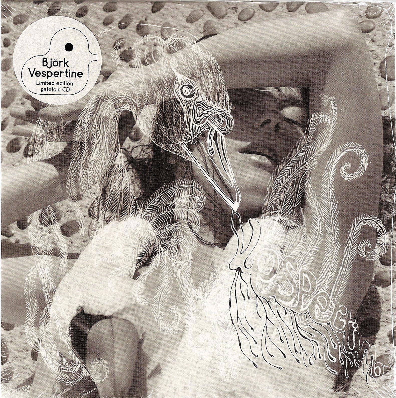 CD : Bjork - Vespertine (CD)