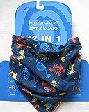 Multifunctional Headwear (CHILD SIZE) Dinosaurs