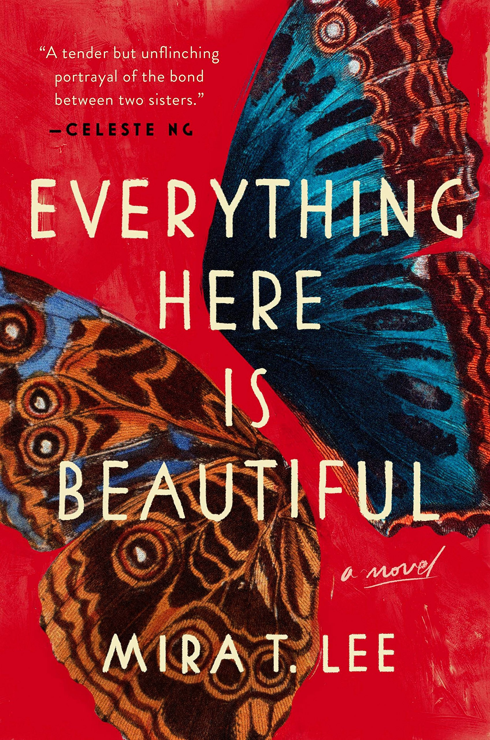 Image result for everything here is beautiful book cover