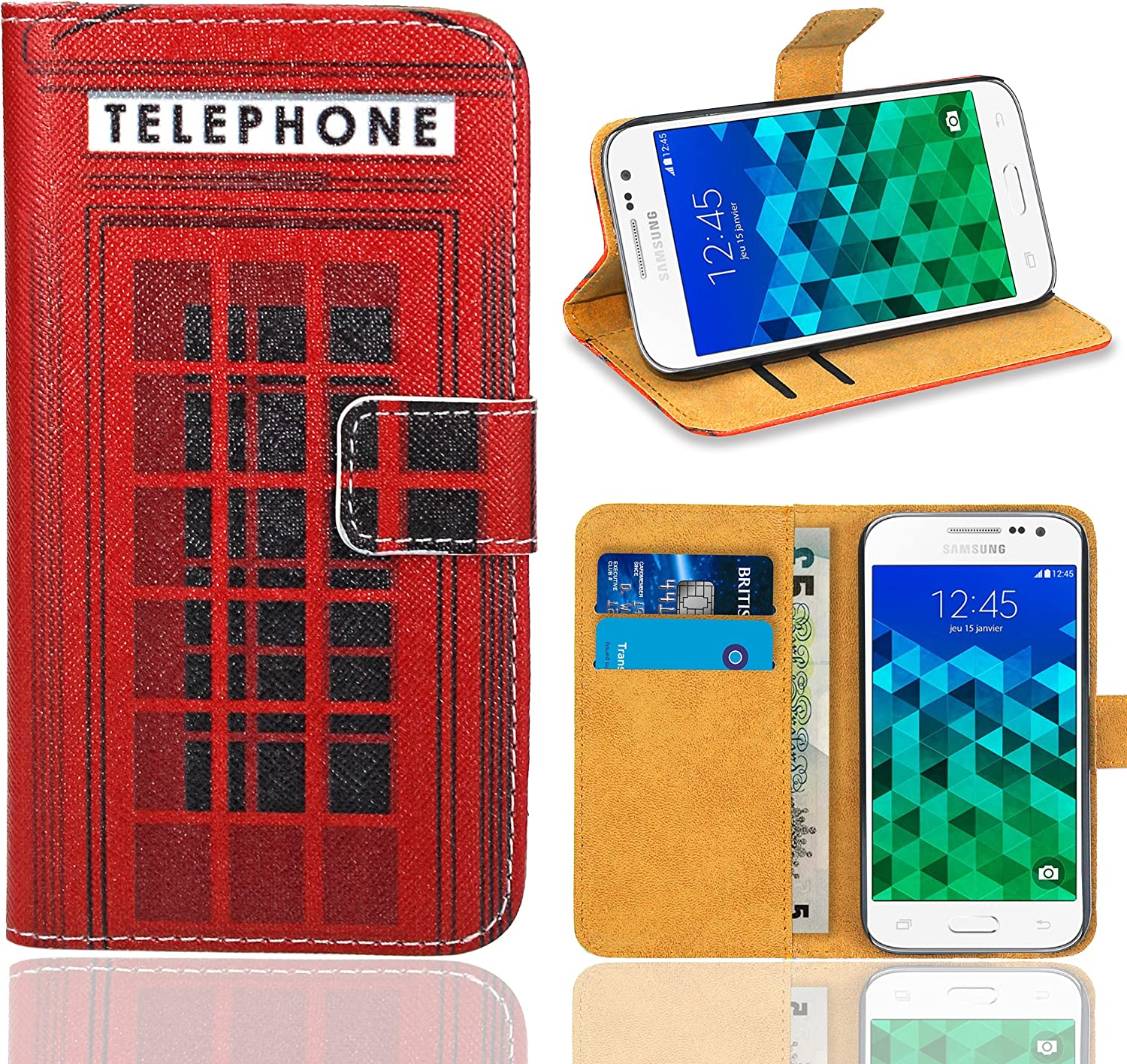 cover samsung galaxy core prime nera