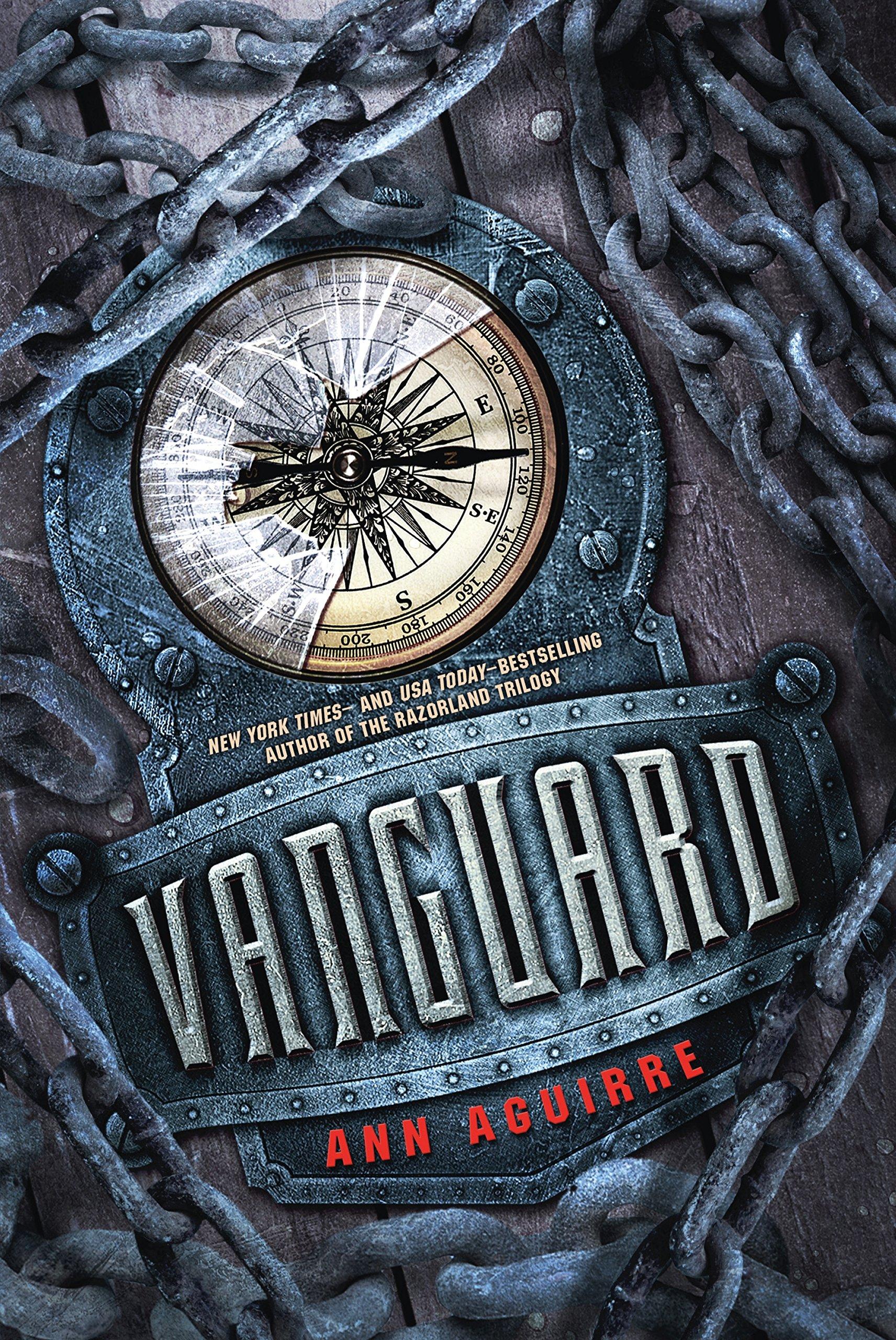 Download Vanguard: A Razorland Companion Novel (The Razorland Trilogy) pdf