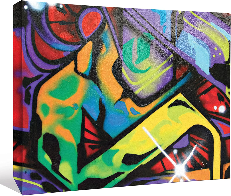 JP Londres lcnv2157 Graffiti calle Spray de pintura bold 2