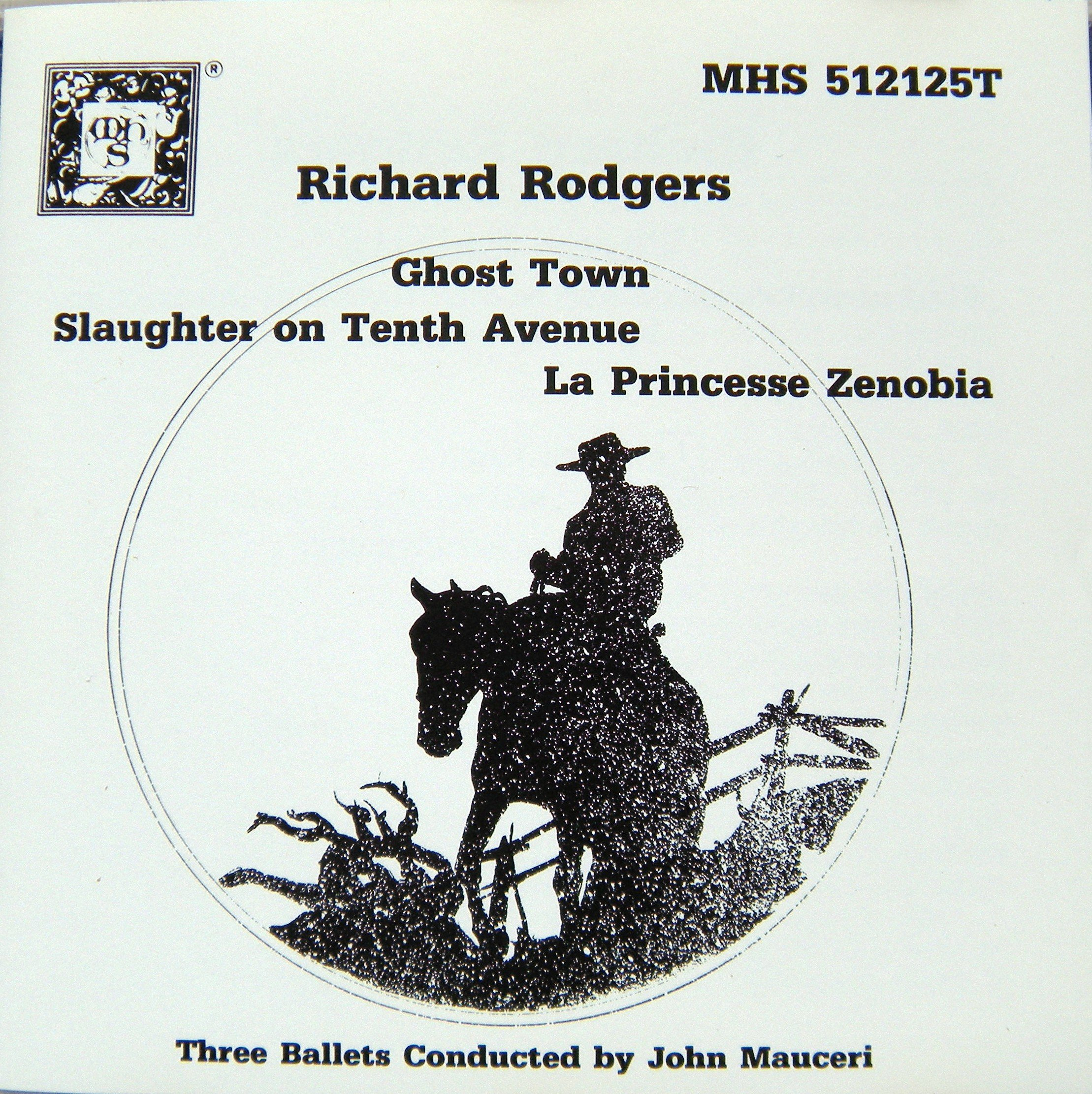 Rodgers: Three Ballets (MHS) [Audio CD]