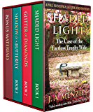 The Paul Manziuk & Jacquie Ryan Mysteries: Books 1-3