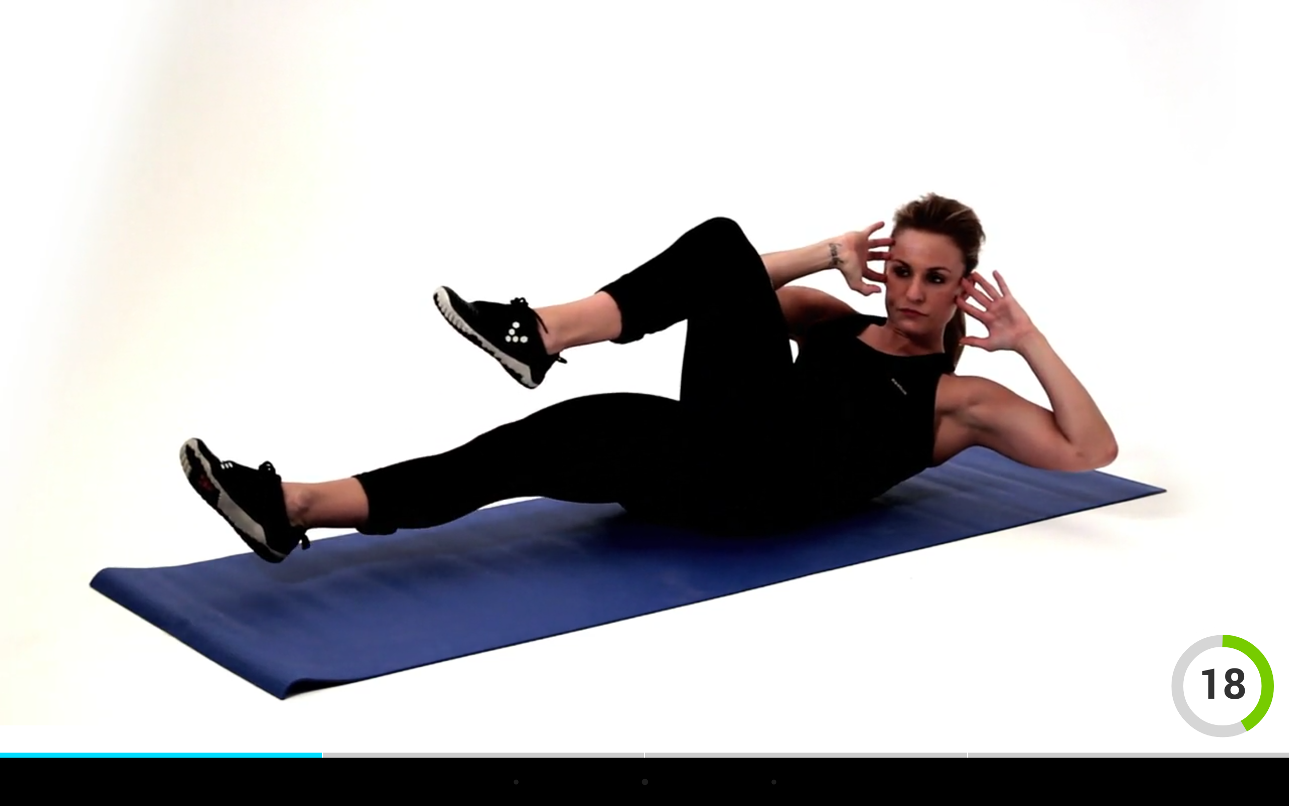 Virtual Trainer Bodyweight