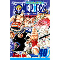 One Piece, Vol. 40: Gear (One Piece Graphic Novel)