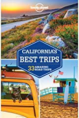 Lonely Planet California's Best Trips (Travel Guide) Kindle Edition