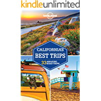 Lonely Planet California's Best Trips (Travel Guide) (English Edition)