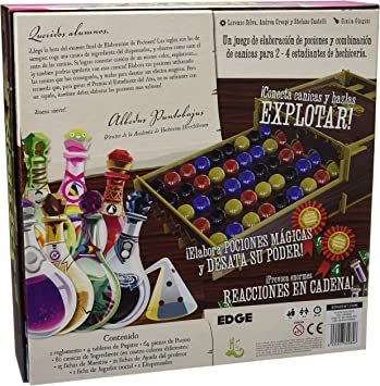 Edge Entertainment- Potion Explosion - Español, Color (EEHGPE01 ...
