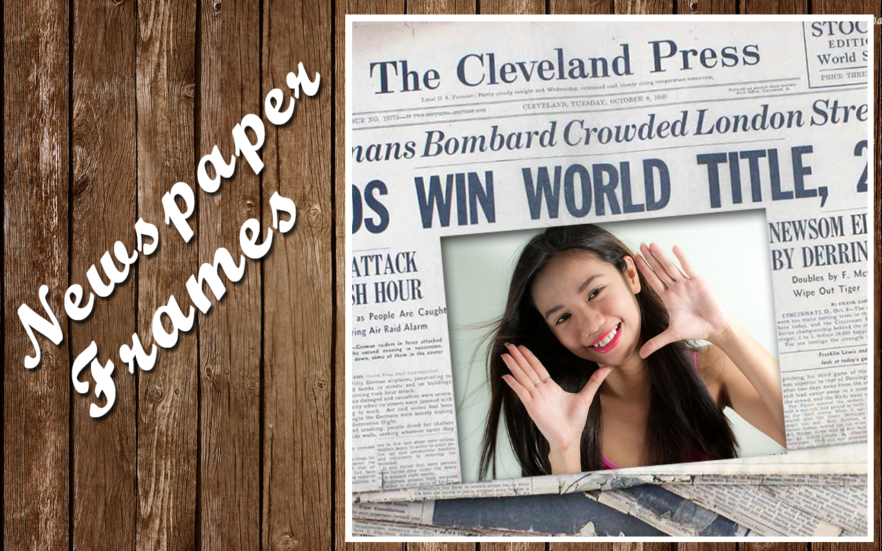 Amazon.com: Newspaper Photo Frame: Appstore for Android