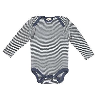 d6fb8d534 Amazon.com: Organic Wool & Silk Long-Sleeved Onesie: Clothing