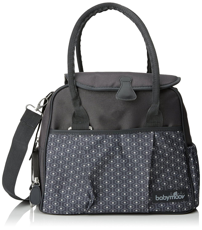 Smokey Grey Babymoov Style Changing Bag