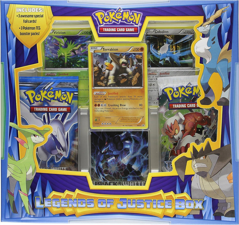 Pokemon Legends of Justice Box: Amazon.es: Juguetes y juegos
