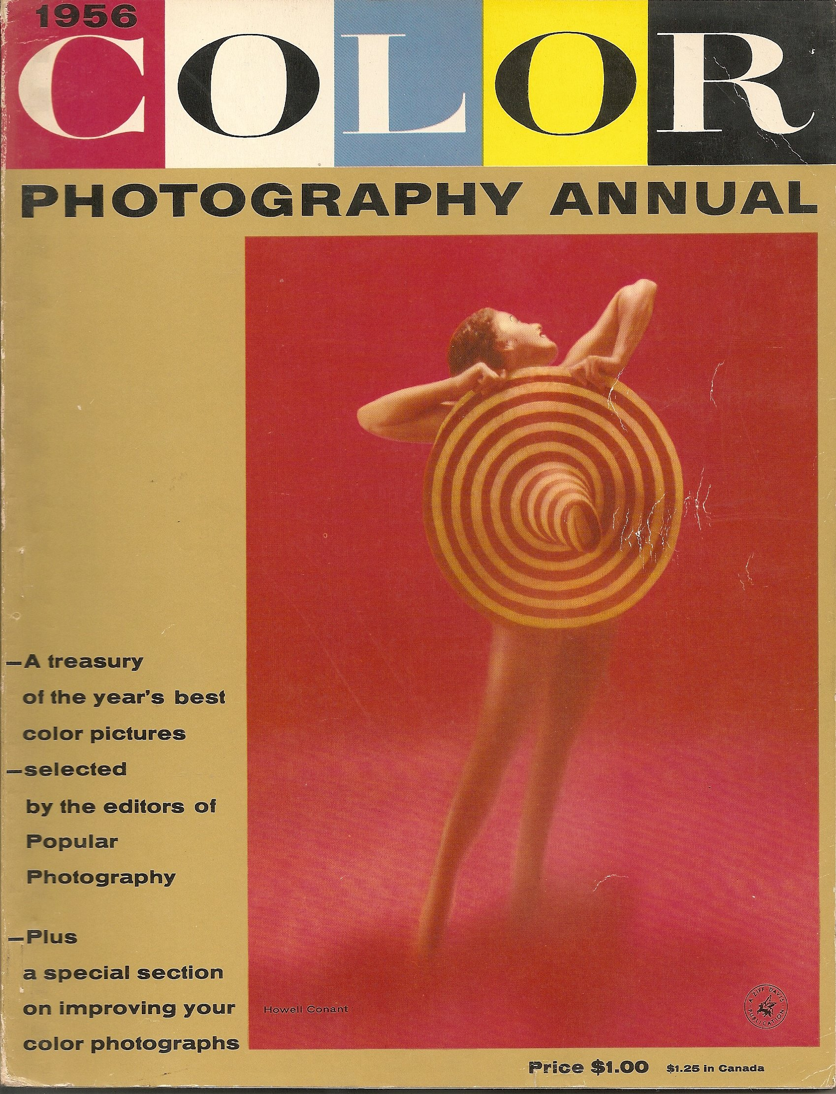 1956 Color Photography Annual