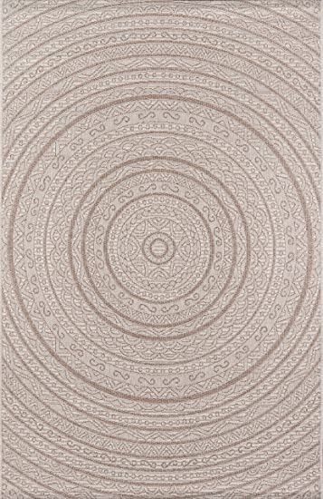 Amazon Com Nolita Rugs Odessa Polypropylene Indoor Outdoor Rug 5 X