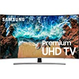 "Samsung UN65NU8500FXZA Curved 65"" 4K UHD 8 Series Smart LED TV (2018)"