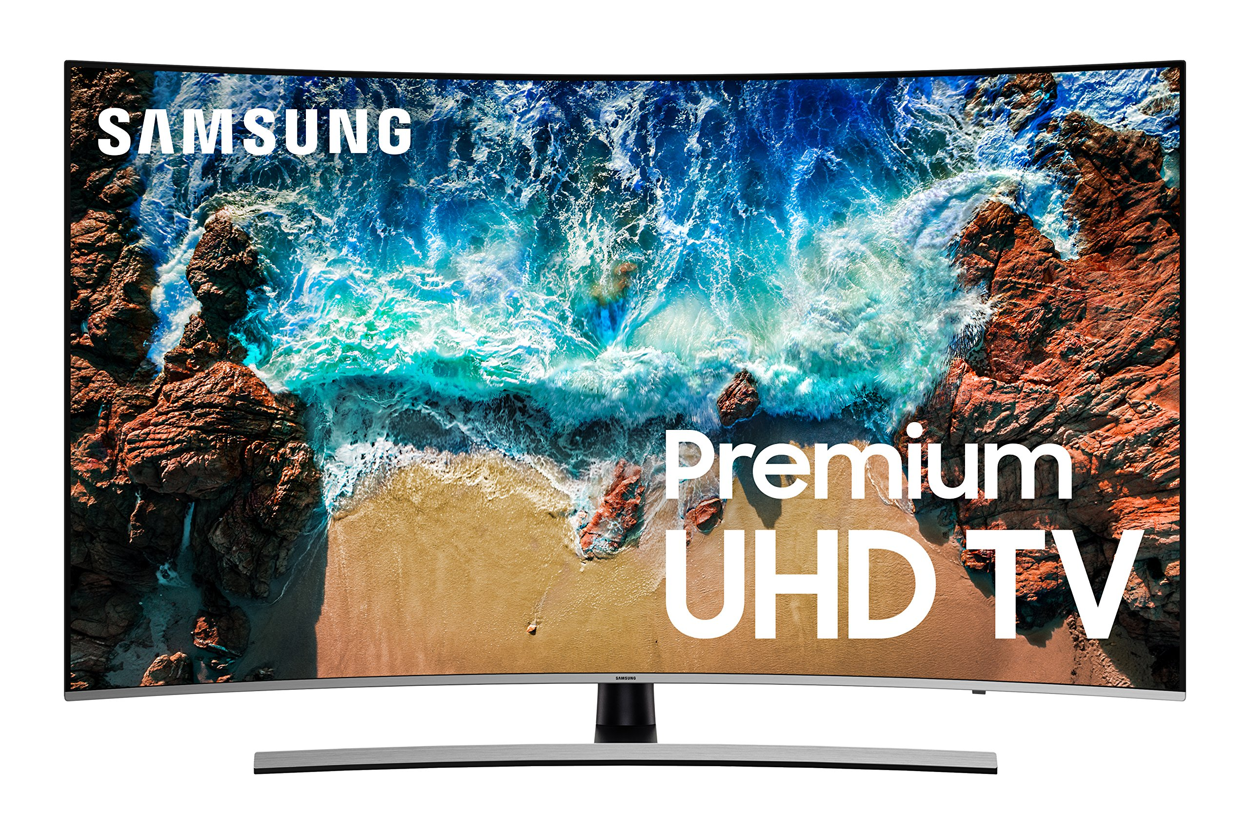 Samsung Curved 4K UHD 8 Series Smart LED TV (2018) - A1sathsdYqL - Samsung Curved 4K UHD 8 Series Smart LED TV (2018)