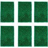 Cello Kleeno Scrub Pad (Set of 6, 3 X 4 Green)