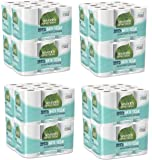 Seventh Generation Toilet Paper, Bath Tissue,PIU2, 100% Recycled Paper, 48 Rolls (Packaging May Vary) 4 Cases