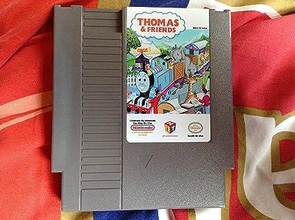 Thomas & friends tank engine unreleased Nintendo nes game