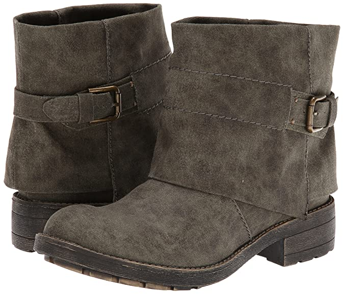 New season Boots Booties Women Rocket Dog Torino Olive Aviator Canvas US Online