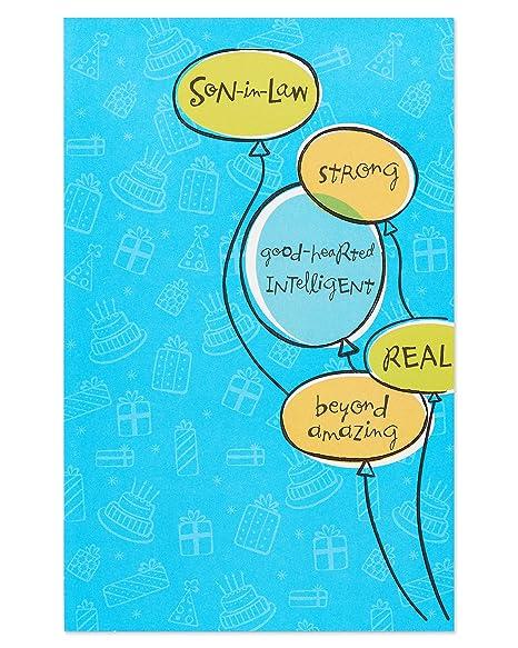 Amazon.com: american greetings amado y apreciado tarjeta de ...