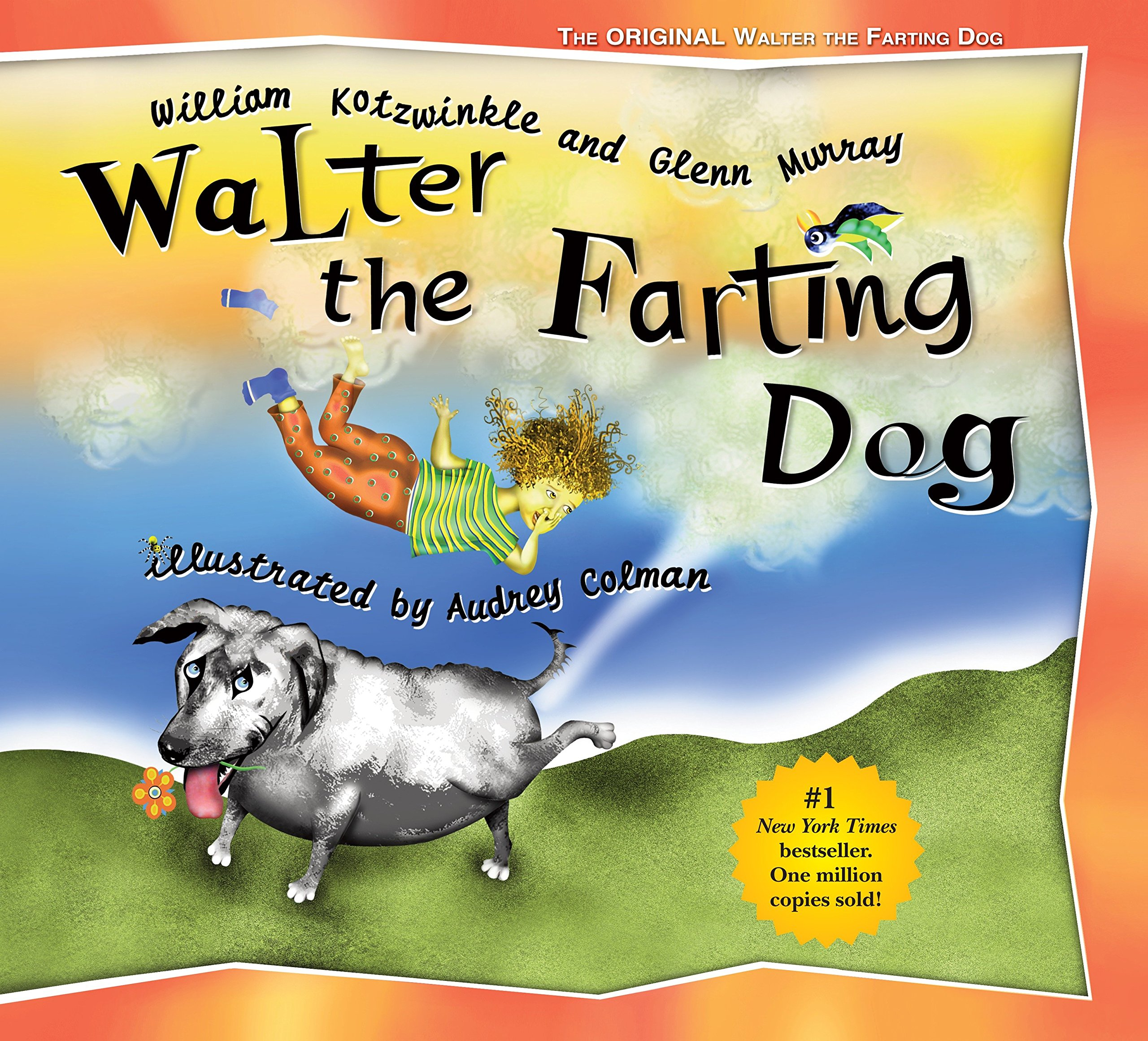 Walter the Farting Dog - Banned Books to Read