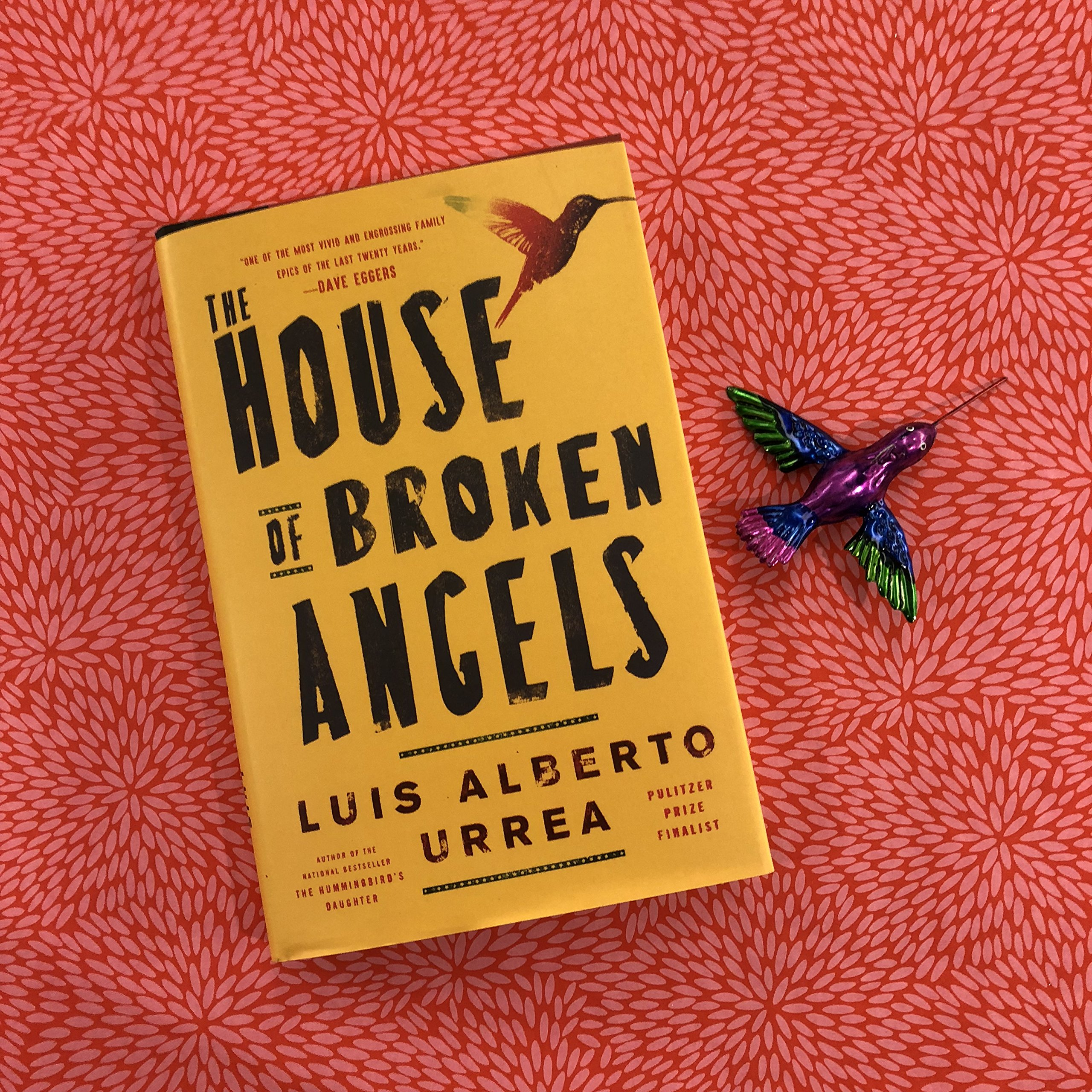 Amazon com: The House of Broken Angels (9780316154888): Luis Alberto