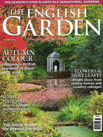 The English Garden Amazon Com Magazines