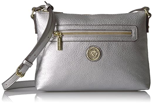 Anne Klein All in Top Zip Crossbody  Handbags  Amazon.com c6b5903f9127f