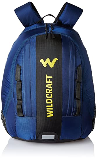 d7882d1704 Wildcraft HypaDura 41 liters Blue Casual Backpack (8903338036920)  Amazon.in   Bags