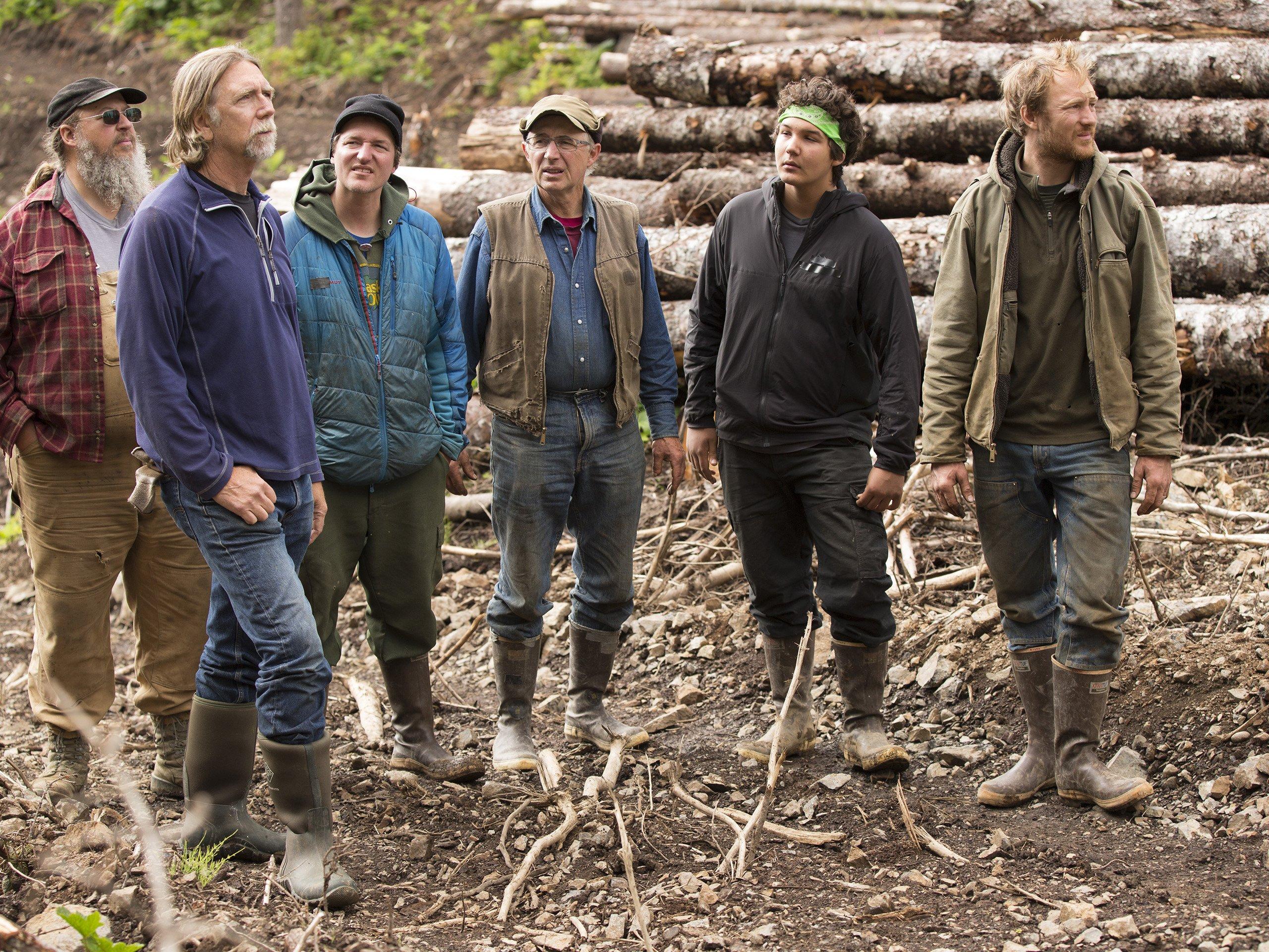 Watch Alaska: The Last Frontier Season 4, Catch Up TV
