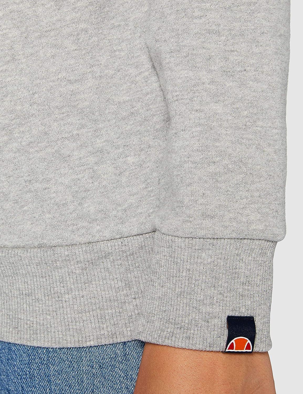 Ellesse Damen Agata Sweatshirt Grau (Ath Grey)