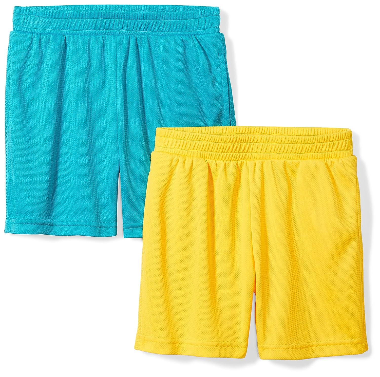 Spotted Zebra Boys 2-Pack Active Mesh Shorts BSZ60022SP18