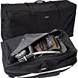 Zohzo Stroller Travel Bag for Standard or Double/Dual Strollers