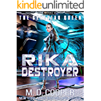 Rika Destroyer (Aeon 14: The Genevian Queen Book 3) book cover