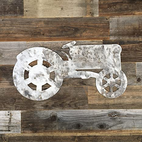 Amazon.com: The Heritage Forge Rustic Home, Tractor Sign ...